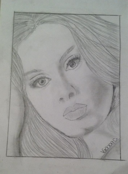 Adele by Veroniica009